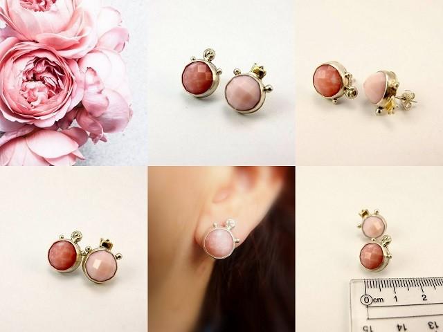 rožinės rožės pumpurai